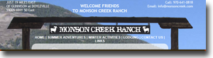 Monson Creek Ranch Doyleville
